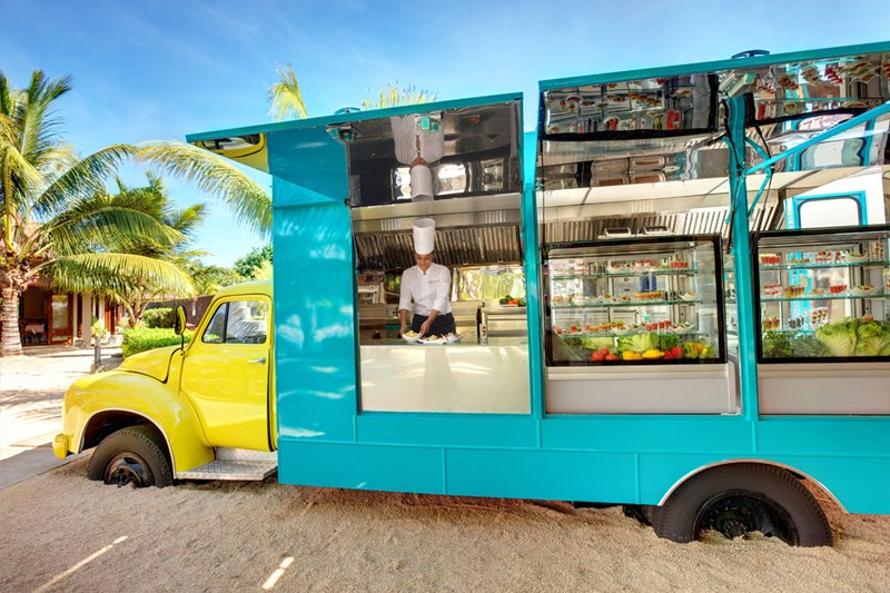 Tamassa Resorts All Inclusive - Food Truck