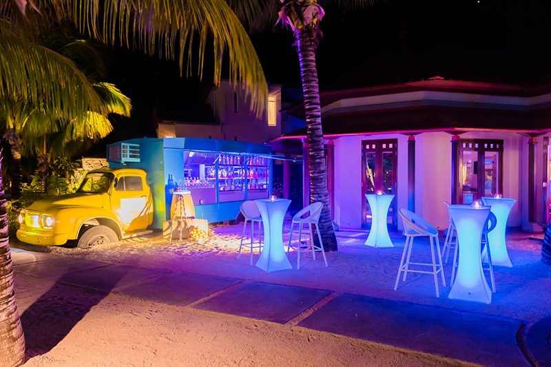 Tamassa Resorts All Inclusive - Rum Truck